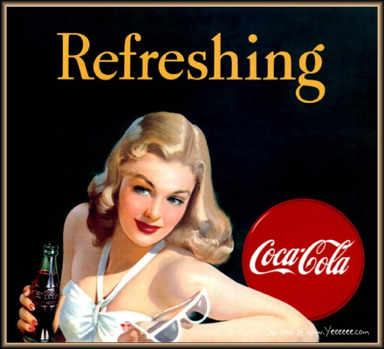 Old Coke Commercials | The Daily Dibbler